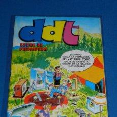 Tebeos: (M6) DDT EXTRA DE PRIMAVERA 1978 , EDT BRUGUERA, POCAS SEÑALES DE USO. Lote 103572803