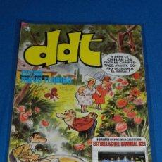 Tebeos: (M6) DDT EXTRA MAYO FLORIDO 1982 , EDT BRUGUERA, SEÑALES DE USO. Lote 103573047