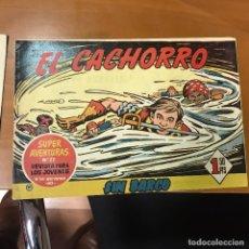 Tebeos: EL CACHORRO Nº 167 MUY BUEN ESTADO. Lote 103583179