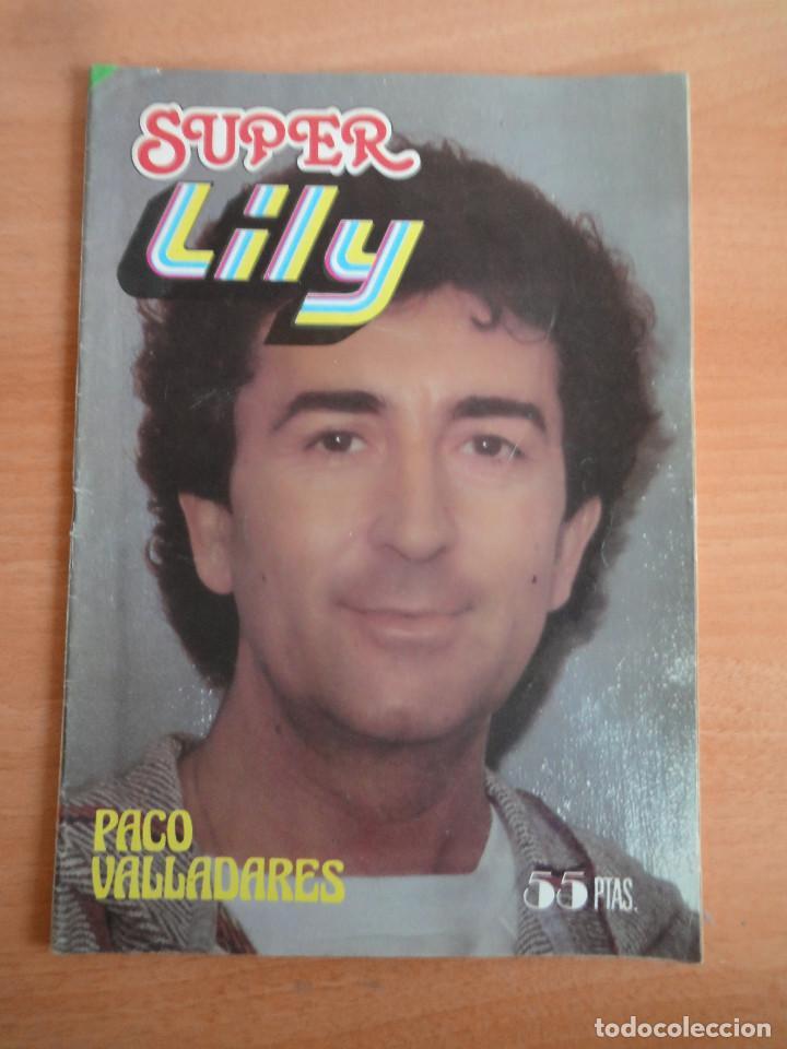 SUPER LILY. NUM. 61 (BRUGUERA 1981) CON TODOS LOS POSTERS (Tebeos y Comics - Bruguera - Lily)