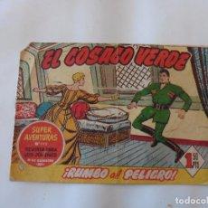 Tebeos: COSACO VERDE Nº 11 ORIGINAL. Lote 103616279