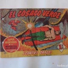 Tebeos: COSACO VERDE Nº 24 ORIGINAL. Lote 103616727