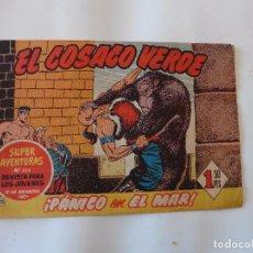 Tebeos: COSACO VERDE Nº 25 ORIGINAL. Lote 103616827