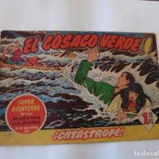 Tebeos: COSACO VERDE Nº 27 ORIGINAL. Lote 103617027