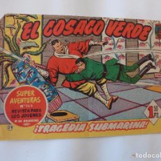 Tebeos: COSACO VERDE Nº 29 ORIGINAL. Lote 103617147