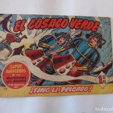 Tebeos: COSACO VERDE Nº 30 ORIGINAL. Lote 103617231