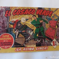Tebeos: COSACO VERDE Nº 38 ORIGINAL. Lote 103617483