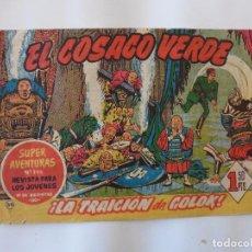 Tebeos: COSACO VERDE Nº 39 ORIGINAL. Lote 103617547