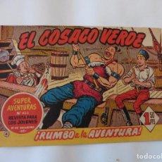 Tebeos: COSACO VERDE Nº 41 ORIGINAL. Lote 103617615