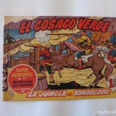 Tebeos: COSACO VERDE Nº 44 ORIGINAL. Lote 103617779
