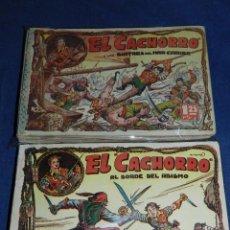 Tebeos: (M4) EL CACHORRO - LOTE DEL NUM 1 AL NUM 99 , FALTAN LOS NUMEROS 50 Y 51 , EDT BRUGUERA, ORIGINALES. Lote 103667651
