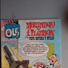 Tebeos: MORTADELO Y FILEMON. BRUGUERA, 1982. Lote 103693195