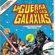 Tebeos: LA GUERRA DE LAS GALAXIAS - 2ª PARTE, BRUGUERA 1978. Lote 103713179