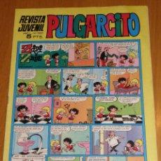 Tebeos: PULGARCITO Nº 2037 (1970) . BRUGUERA . EXCELENTE ESTADO. Lote 103747683