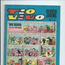 Tebeos: TIO VIVO (2ª EPOCA) Nº 405 (1968) EXCELENTE ESTADO. Lote 103749739