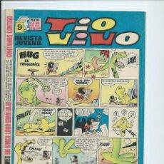 Tebeos: TIO VIVO (2ª EPOCA) Nº 419 (1969) EXCELENTE ESTADO. Lote 103749839