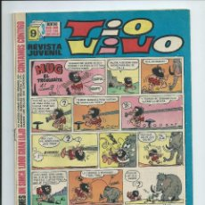 Tebeos: TIO VIVO (2ª EPOCA) Nº 422 (1969) EXCELENTE ESTADO. Lote 103749899