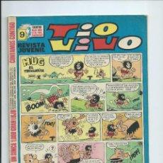 Tebeos: TIO VIVO (2ª EPOCA) Nº 428 (1969) EXCELENTE ESTADO. Lote 103750051