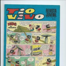 Tebeos: TIO VIVO (2ª EPOCA) Nº 449 (1969) COMO NUEVO. Lote 103750171