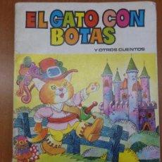 Tebeos: EL GATO CON BOTAS Y OTROS CUENTOS - LLUVIA DE ESTRELLAS 10 - JAN - 1973 - 1 EDICION. Lote 103822799