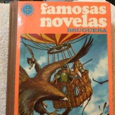 Tebeos: FAMOSAS NOVELAS. Lote 103826618