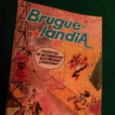 Tebeos: BRUGUELANDIA - Nº 7 AÑO 1982 . Lote 103873075