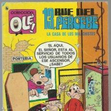 Tebeos: 13 RUE DEL PERCEBE Nº 23 - BRUGUERA 1986 . Lote 103873223