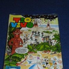 Tebeos: (M10) TIO VIVO EXTRA DE VACACIONES 1968 , EDT BRUGUERA, SEÑALES DE USO. Lote 103918611