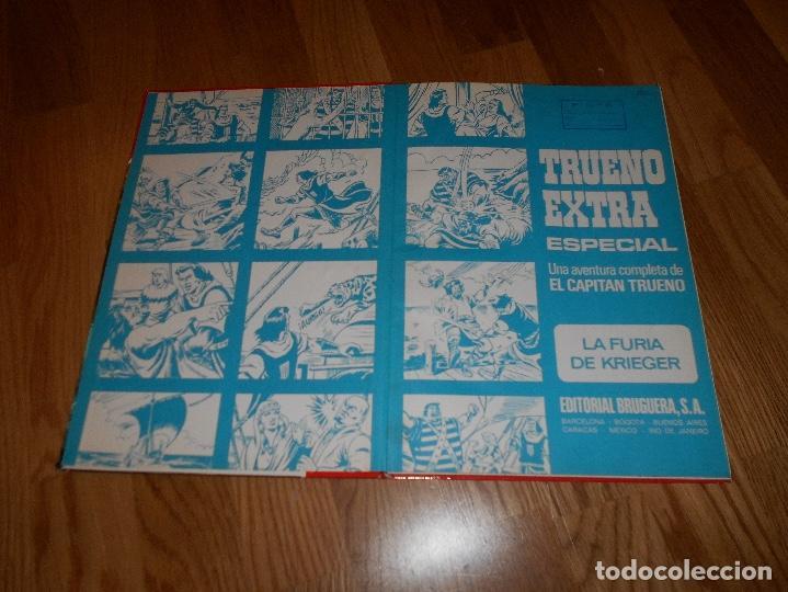 Tebeos: AVENTURAS DEL CAPITÁN TRUENO EXTRA ESPECIAL Nº 4, TAPA DURA, EDITORIAL BRUGUERA, AÑO 1970 - Foto 2 - 103973799