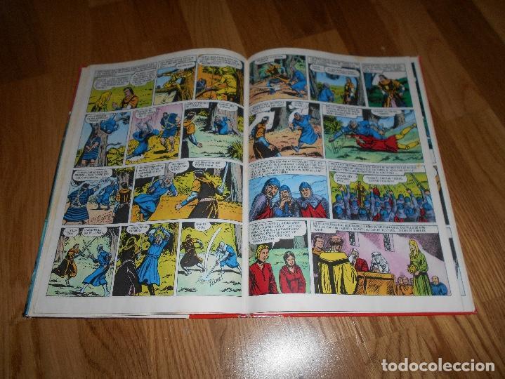 Tebeos: AVENTURAS DEL CAPITÁN TRUENO EXTRA ESPECIAL Nº 4, TAPA DURA, EDITORIAL BRUGUERA, AÑO 1970 - Foto 4 - 103973799