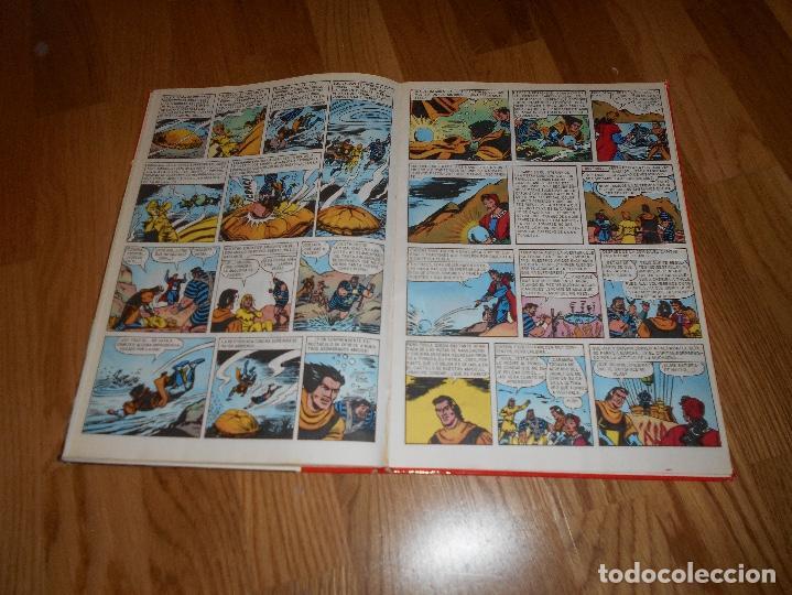 Tebeos: AVENTURAS DEL CAPITÁN TRUENO EXTRA ESPECIAL Nº 4, TAPA DURA, EDITORIAL BRUGUERA, AÑO 1970 - Foto 5 - 103973799