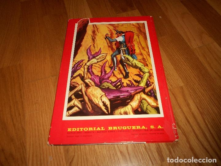 Tebeos: AVENTURAS DEL CAPITÁN TRUENO EXTRA ESPECIAL Nº 4, TAPA DURA, EDITORIAL BRUGUERA, AÑO 1970 - Foto 6 - 103973799
