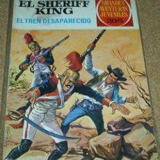 Tebeos: EL SHERIFF KING Nº 6 BRUGUERA 1975 DE 20 PESETAS - BUEN ESTADO. Lote 104032003