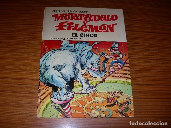 ASES DEL HUMOR MORTADELO Y FILEMON Nº 27 EDITA MARCO (Tebeos y Comics - Bruguera - Mortadelo)