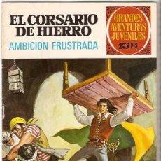 Tebeos: EL CORSARIO DE HIERRO Nº 29 BRUGUERA 1972 DE 15 PESETAS - BUEN ESTADO- LEER. Lote 104034011