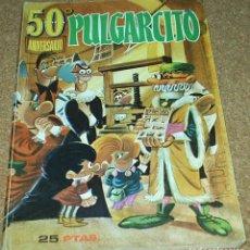 Tebeos: PULGARCITO 50 ANIVERSARIO - BUEN ESTADO. Lote 104035599
