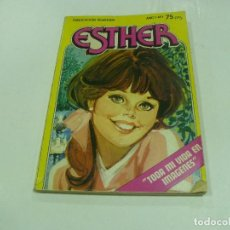 Tebeos: TEBEO ESTHER POCKET Nº 1. Lote 104067199