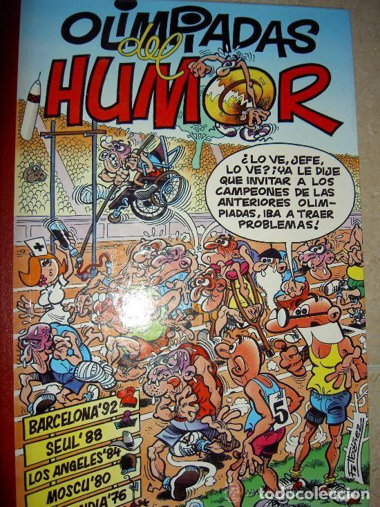 SUPER HUMOR N,2 OLIMPIADAS DEL HUMOR (Tebeos y Comics - Bruguera - Super Humor)