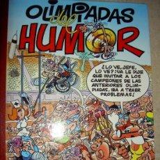 Tebeos: SUPER HUMOR N,2 OLIMPIADAS DEL HUMOR. Lote 104158755