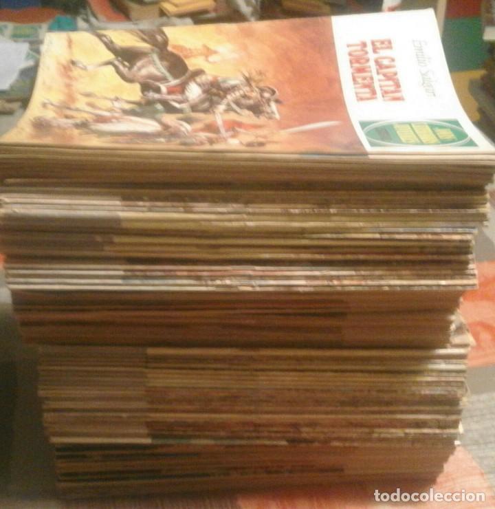 LOTE DE 125 NÚMEROS DE JOYAS LITERARIAS JUVENILES, VER NÚMEROS EN LA DESCRIPCIÓN Y FOTOS (Tebeos y Comics - Bruguera - Joyas Literarias)