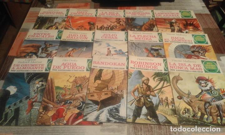 Tebeos: Lote de 125 números de Joyas Literarias Juveniles, ver números en la descripción y fotos - Foto 4 - 104218659