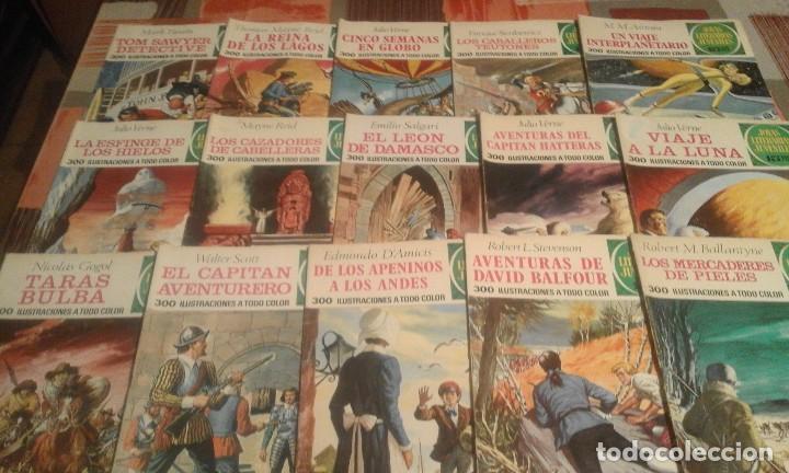 Tebeos: Lote de 125 números de Joyas Literarias Juveniles, ver números en la descripción y fotos - Foto 5 - 104218659