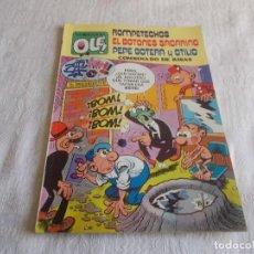 Tebeos: OLÉ Nº 109 ROMPETECHOS EL BOTONES SACARINO PEPE GOTERA Y OTILIO AÑO 1977. Lote 104233567