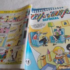 Tebeos: ZIPI Y ZAPE ESPECIAL Nº 18 AÑO 1979. Lote 104286167
