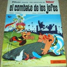Tebeos: ASTERIX PILOTE , EL COMBATE DE LOS JEFES, BRUGUERA 1969 - PERFECTO SIN LEER. Lote 104288219