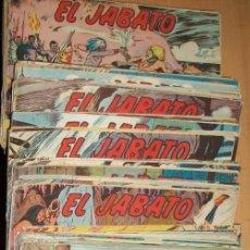 Tebeos: EL JABATO (BRUGUERA) LOTE DE 211 NUMEROS VER DESCRIPCION. Lote 104408027