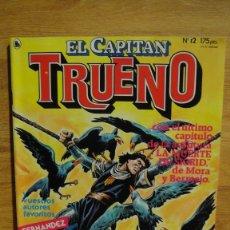 Tebeos: CAPITAN TRUENO Nº 12 - EDITORIAL BRUGUERA 1986. Lote 104495775