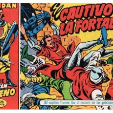 Tebeos: Nº 2 EL CAPITAN TRUENO (FASCIMIL) ED. BRUGUERA, S. A., 1958-1966. Lote 258010760
