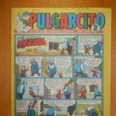 Tebeos: TEBEO - COMIC - PULGARCITO - AÑO XXXVI - Nº 1343 - BRUGUERA - CON AVENTURAS DEL CAPITAN TRUENO. Lote 102725287