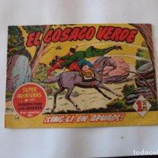 Tebeos: COSACO VERDE Nº 50 ORIGINAL. Lote 104577927